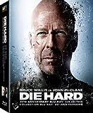 Image of Die Hard 25th Anniversary Collection: Die Hard / Die Hard 2 / Die Hard with a Vengeance / Live Free or Die Hard + Bonus Disc [Blu-ray] (Bilingual)