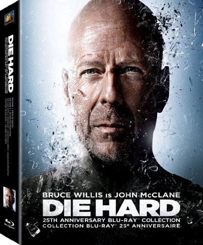 Die Hard 25th Ann Coll Bd-cbsm [Blu-ray]