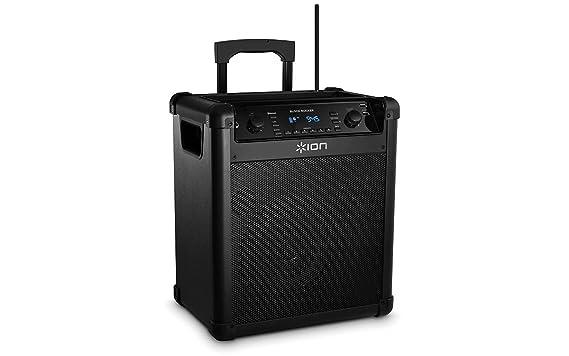 Review Ion Audio iPA76C Block
