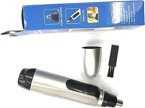 Recortador de pelo de nariz portátil Trimmer limpio y limpio Nariz ...