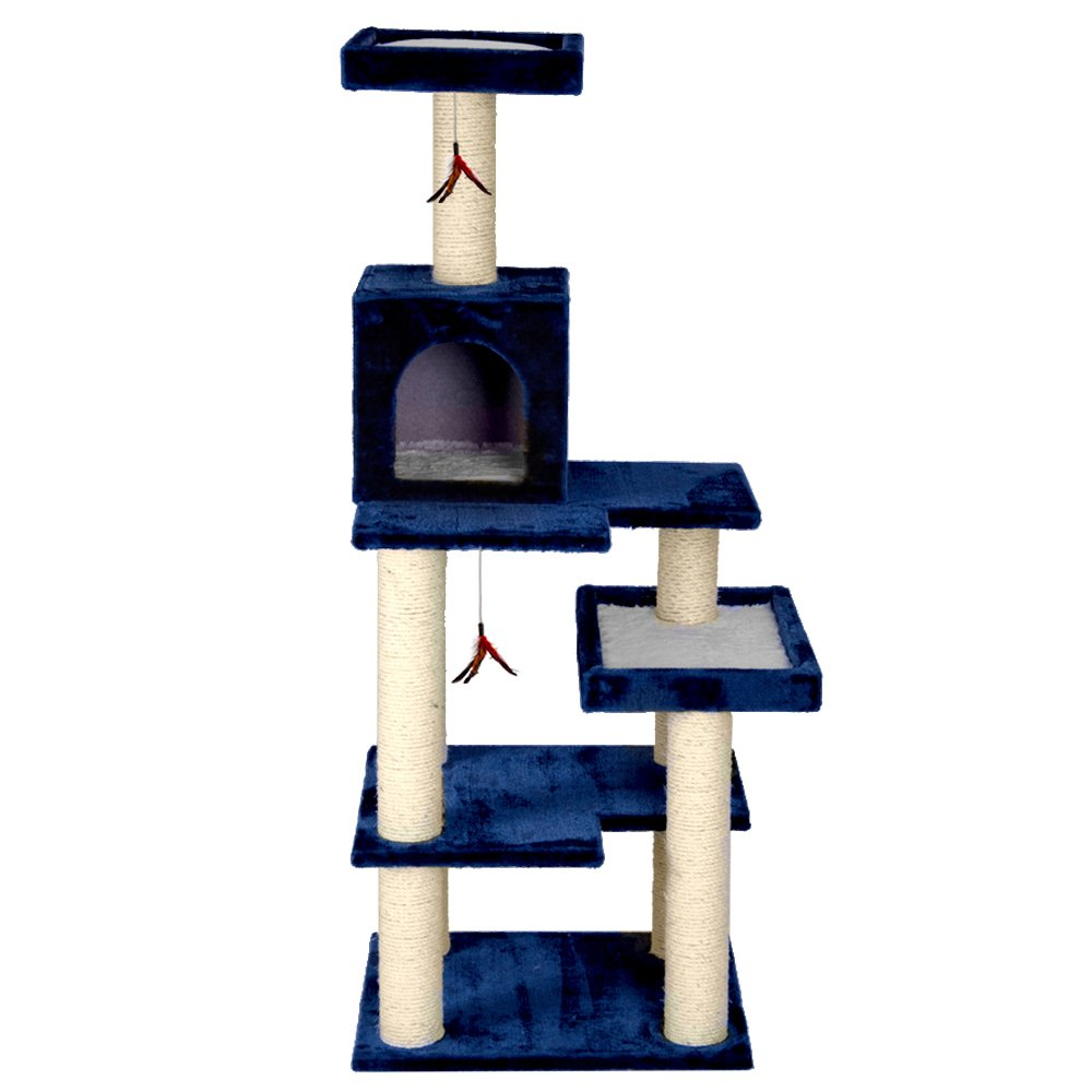 North American Pet Products NA48562 Multi Leveled Kitty Playground