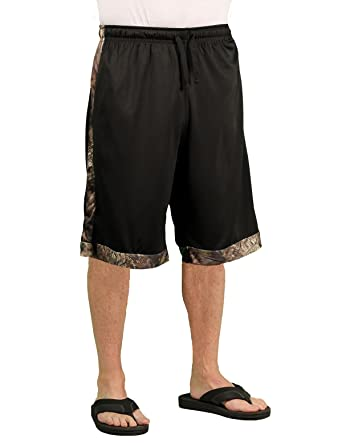 6852d5ae26 Mossy Oak Men's Performance Athletic Shorts at Amazon Men's Clothing store: