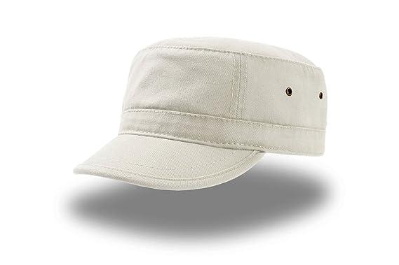 Atlantis Kid Urban Bonnet Casquette Bonnet pour enfant Style Militaire  trois versch. Couleurs - Gris 63389b08064