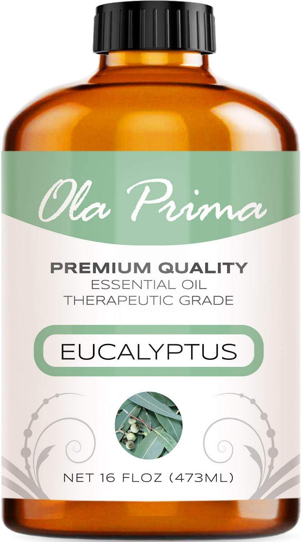 Ola Prima 16oz - Premium Quality Eucalyptus Oil