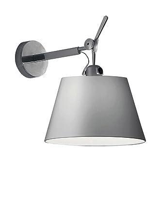 Diffuseur Artemide Tolomeo Lampe Murale 18 Satin 29IYWEHD