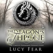 The Dragon's Throne: Complete 4 Book Series | Lucy Fear