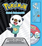 Catch Oshawott! A Pokémon Look & Listen Set (Pokemon Pikachu Press)