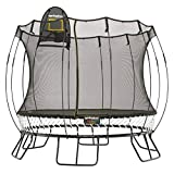 Springfree Trampoline - 10ft Medium Round Trampoline With Basketball Hoop and Ladder …
