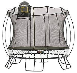 Amazon Com Springfree Trampoline 10ft Medium Round