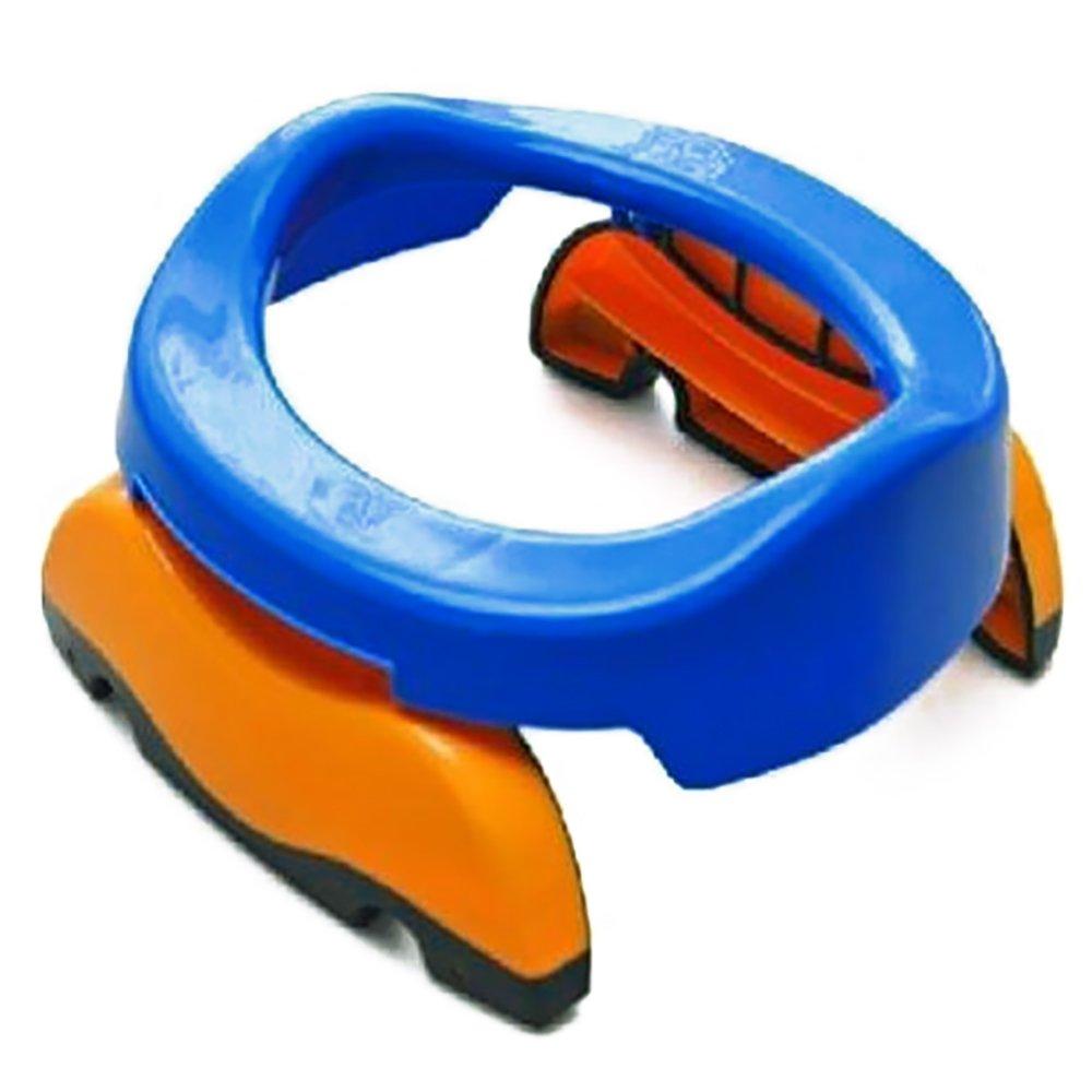 Faltbare Potty Trainer Sitz Toilettensitze Kinder-T/öpfchen f/ür Pee Haushalt Tragbarer Reise WC Sitz Baby Kinder