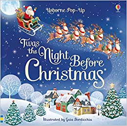 pop up twas the night before christmas pop ups 9781474952866 amazoncom books - Twas The Night Before Christmas Decorating Ideas