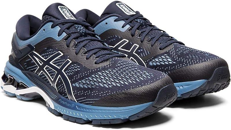 ASICS Gel-Kayano 26 Sneakers Herren Mitternachtsgrau/Blau