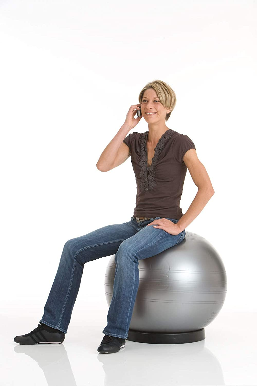 TOGU Gymnastikball Sitzball ABS Berstsicher