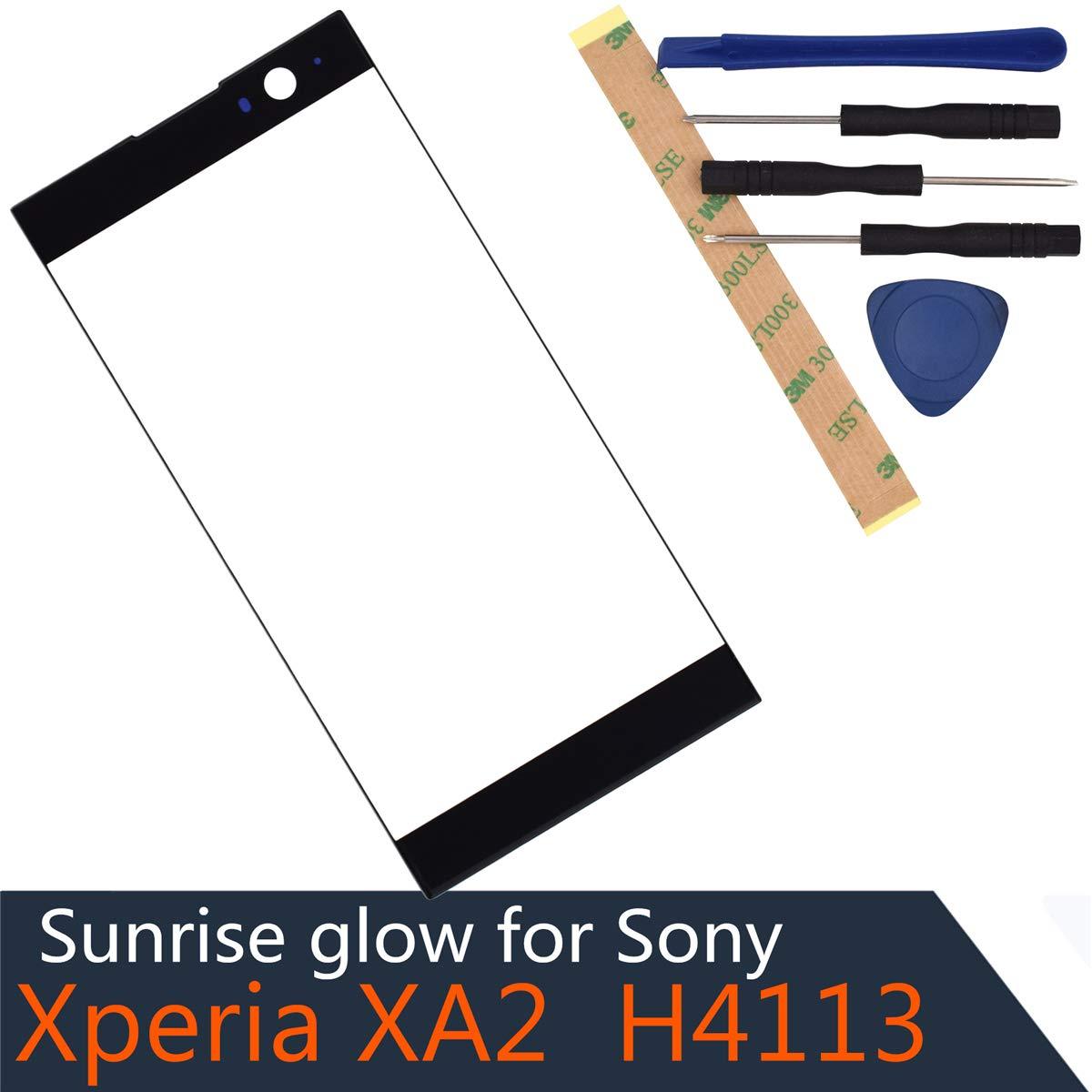 Repuesto Pantalla (solo Vidrio) Sony Xperia Xa2 H3123 H3133