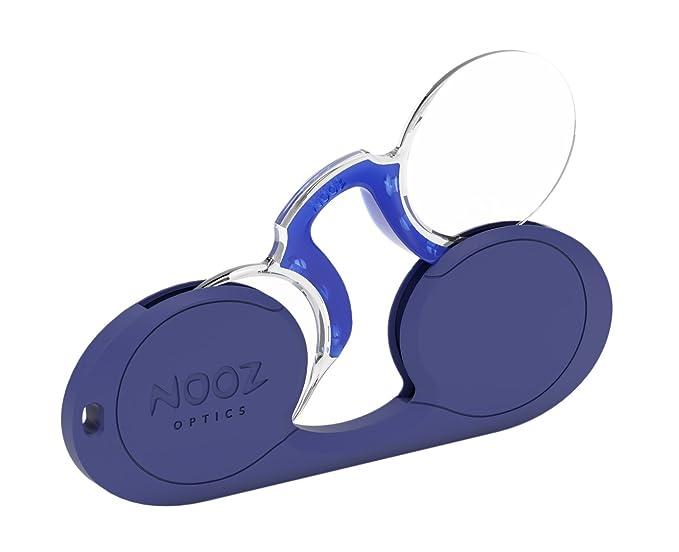 c65948bd43 NOOZ - Gafas de lectura mixtas sin patillas - Siempre a mano - Ovaladas 6  colores/5 graduaciones: Amazon.es: Ropa y accesorios