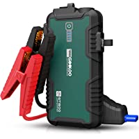 GOOLOO 1500 Amp Portable Car Jump Starter GT1500 with QC3.0 Port,12V Battery… photo