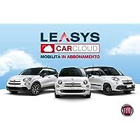 """Iscrizione abbonamento """"Leasys CarCloud 500"""""""