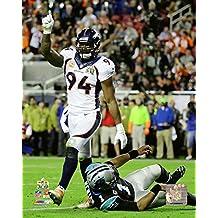 DeMarcus Ware - Super Bowl 50 NFL Photo Poster (20x24)