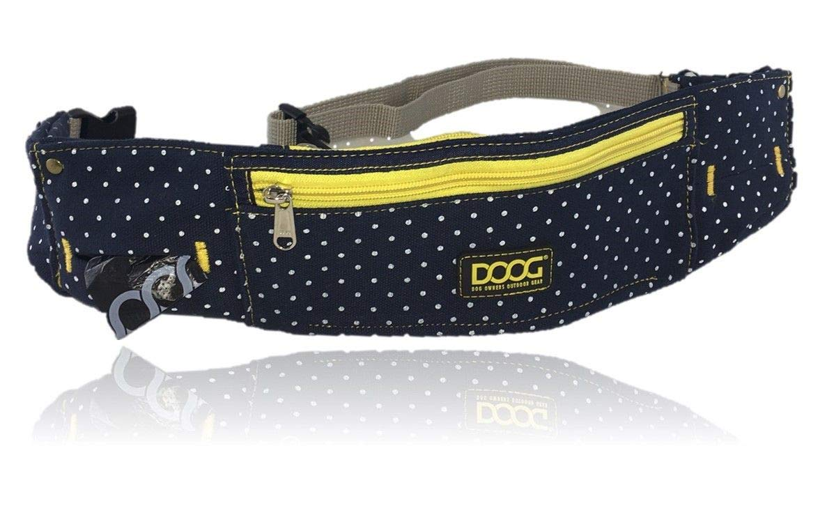 DOOG Navy/Polkadot Walkie Belt by DOOG