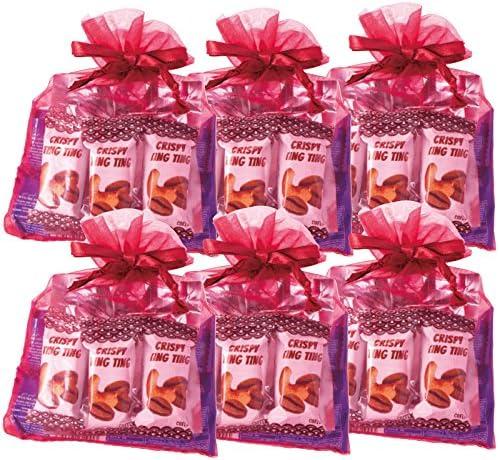 インドネシア 土産 インドネシア 人気お配り 6袋セット (海外旅行 インドネシア お土産)