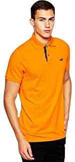 Hollister polo de Slim Fit Pop Placket shirt Tee