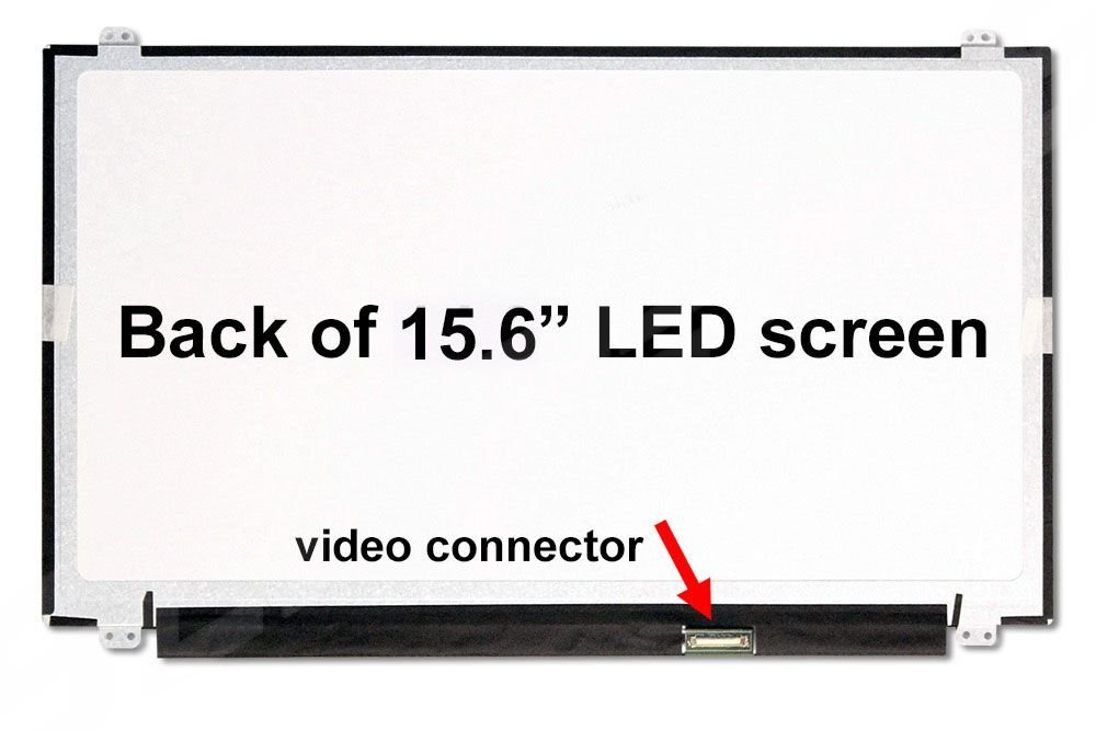 N156BGA-EB2 REV. B1 C1 New Replacement LCD Screen for Laptop LED HD Glossy