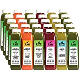 Raw Generation 5-Day Skinny Cleanse™- Healthiest Way to Lose Weight Quickly/100% Raw & Cold-Pressed Juices