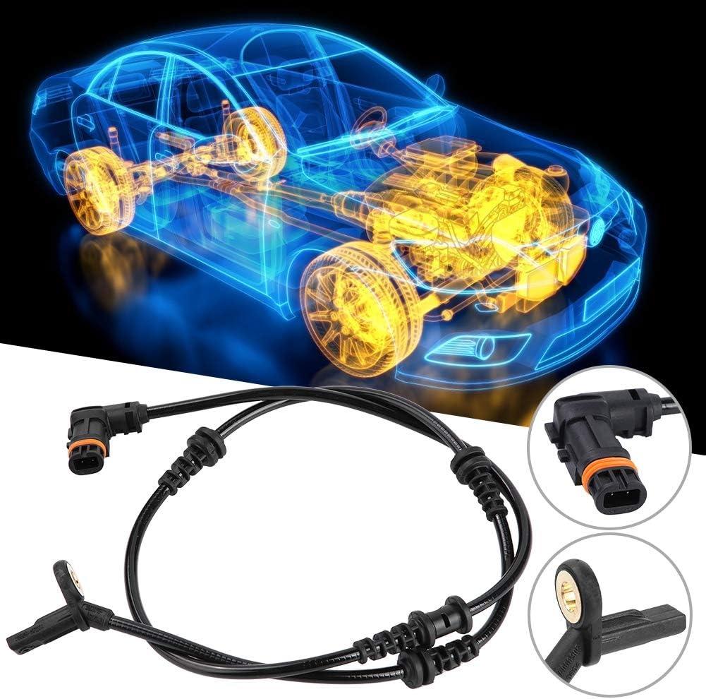 Cuque 1645400717 ABS Wheel Speed Sensor for GL3 GL450 GL550 ML3 ML350 ML550 ML63 AMG Front 2006 2007 2008 1645400917 ALS365 5S11054 SU12507 ABS267 SETCGQBZ001 Black Special