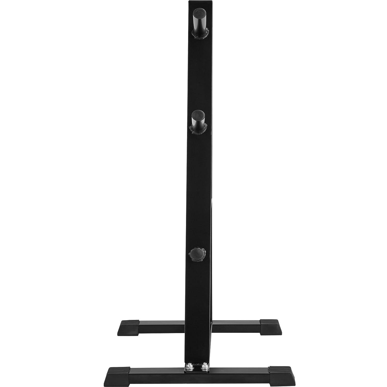 Diam/ètre tige pour disques 25 mm TecTake Rack de rangement pour poids et halt/ères Capacit/é de charge /à 200 kg