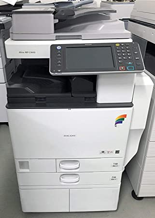 Amazon.com: Ricoh Aficio MP C3502 - Impresora multifunción a ...