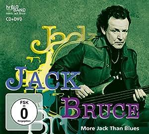 More Jack Than Blues (CD +DVD)