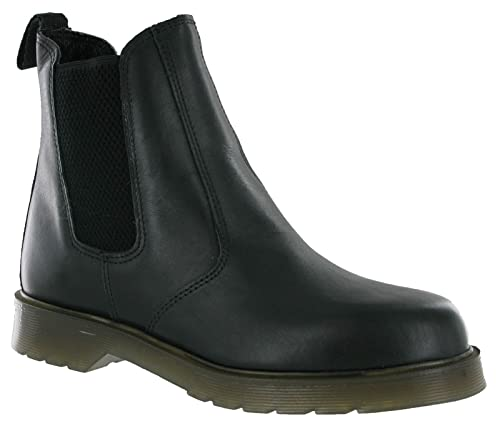 178623fe916f Grafters Leather Chelsea Dealer Air Sole Boots  Amazon.co.uk  Shoes   Bags