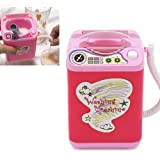 Automatic Makeup Brush Cleaner Device, Dokfin Mini Washing Machine, Simulation Small Household Appliance Cleaner