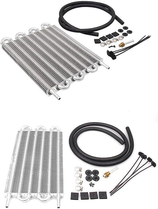 Motoren Klimaanlage Rohr-Riemen-Kondensator 8-reihiges Aluminium ...