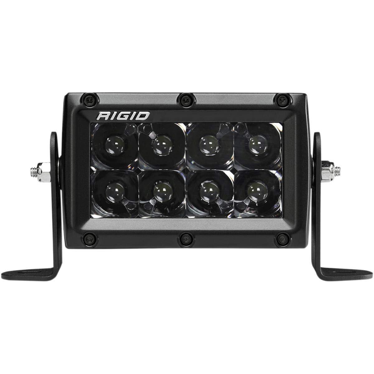 Rigid Industries 104213BLK E-Series Midnight Optic Spot Light