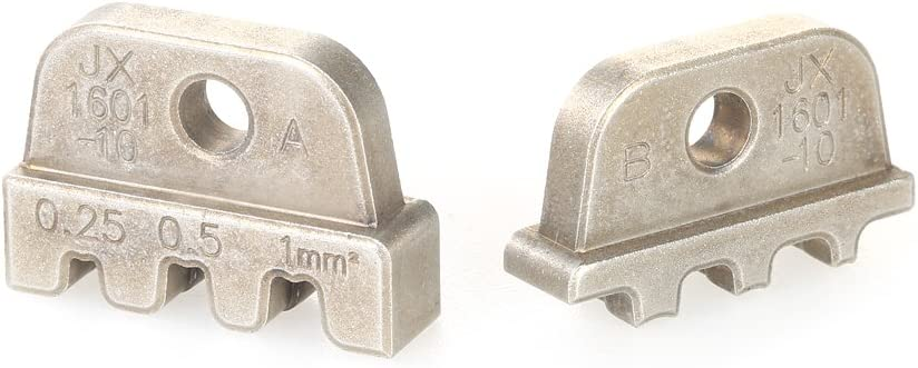 Mand/íbula crimpadora para Dupont,Roeam Mand/íbulas Molde Terminal Moldeado cabeza Herramienta de crimpar Alicates para prensar Terminales de cable