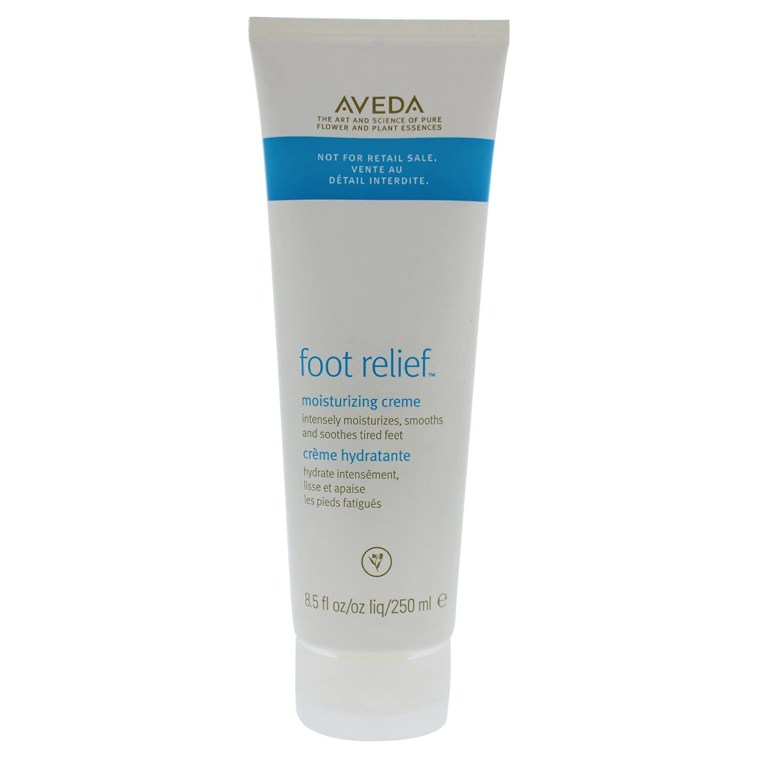 Aveda Foot Relief Moisturizing Creme 8.5oz Softens and Smoothes Calluses and Dry Patches