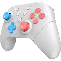 Wireless Pro Controller for Nintendo Switch/Switch Lite with Wake Up, NFC, Turbo, Gyro Axis, Dual Shock Support PC, Pro…