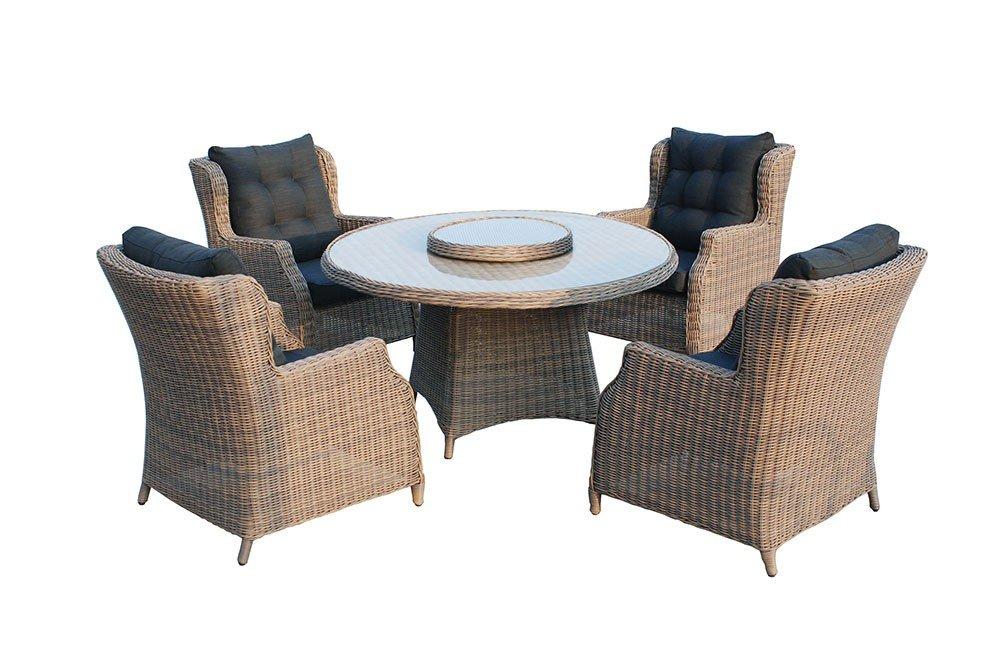 Gartenmöbel-Set Chesterfield Polyrattan online bestellen
