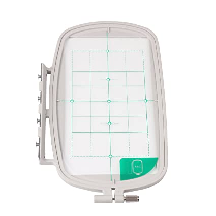 Amazon.com: Large Embroidery Hoop for Select Brother Machines ...