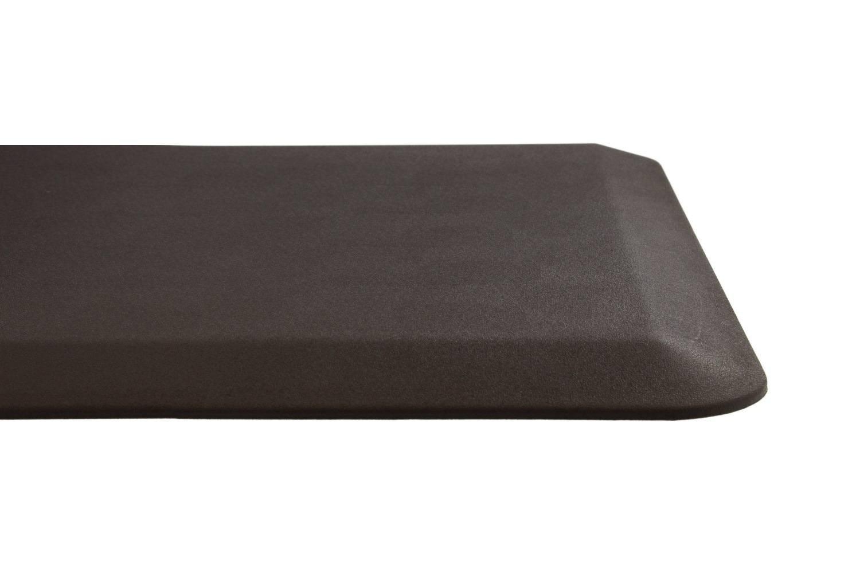 "KitchenAid Deluxe Comfort 20"" x 30"" Anti-Fatigue Mat, Non-Slip- Ergonomic, Provides Comfort & Relief for Feet, Legs, & Back when standing- Brown"