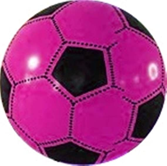Fútbol 23 cm Plástico Plástico Plástico Balón de fútbol Niños Azul ...