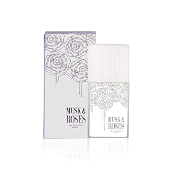 7f967ad8a Ahmed Al Maghribi Perfume Musk & Roses For Unisex 50ml - Eau de Parfum