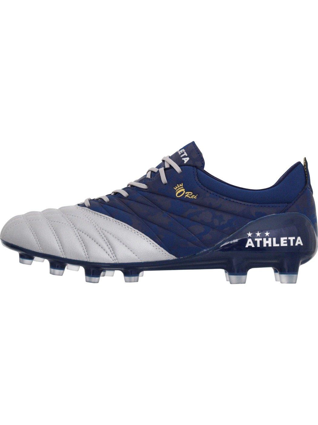 ATHLETA(アスレタ) O-Rei Futebol T001 10002-NVSI B01M0E7M7V9068 NVY/SIL 25.5