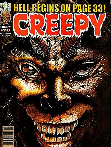 Creepy Magazine #110