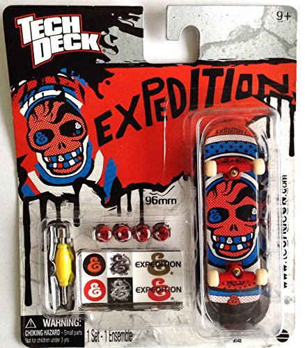 TECH DECK Expedition Red Trucks 20019048