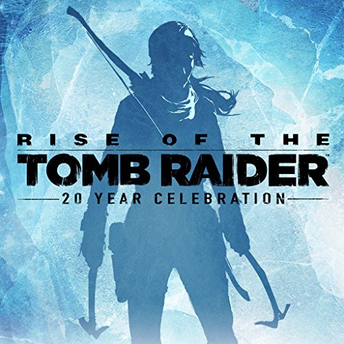 - Rise Of The Tomb Raider: 20 Year Celebration - PS4 [Digital Code]