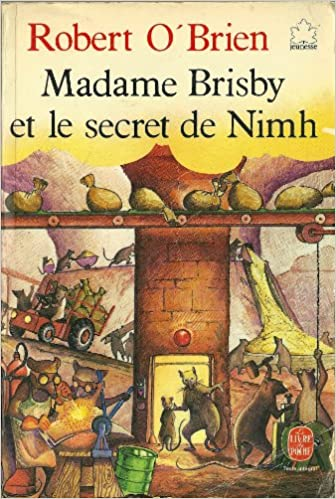 Madame Brisby Et Le Secret De Nimh Robert C O Brien
