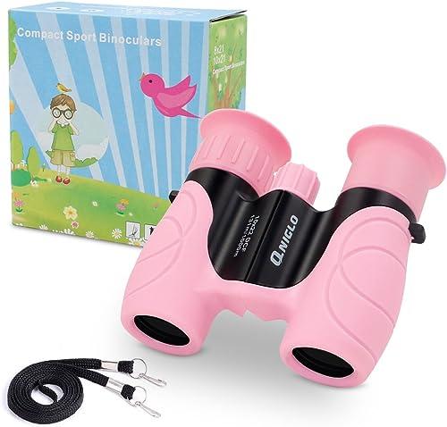 Kids Binoculars Pink