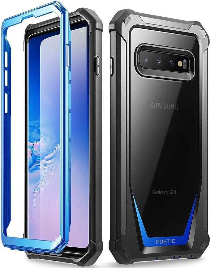 Poetic Guardian Case For Samsung Galaxy S10 Blue Elektronik